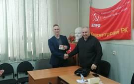 Евгений Добровольский: «Нам предстоит большой объем работы!»