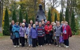 Щёлковские коммунисты организовали экскурсию для ветеранов и инвалидов городского округа