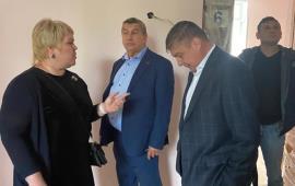 Зампред Мособлдумы Константин Черемисов посетил с рабочим визитом Волоколамск