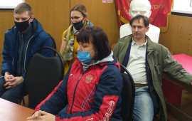 В Лобне прошло торжественное собрание на день Комсомола