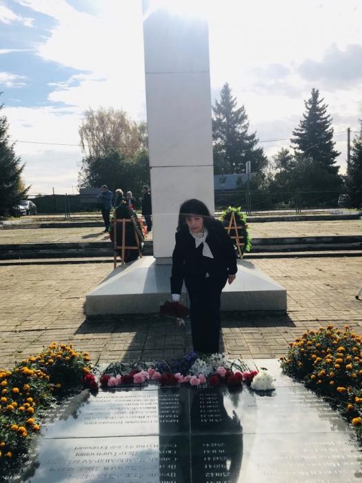 В день рождения Веры Волошиной