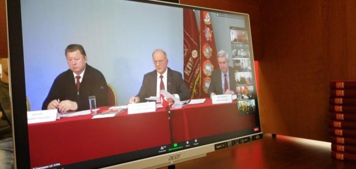 Г.А. Зюганов: Сплотиться во имя нашей страны, во имя интересов трудового народа!