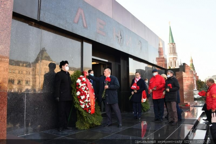 Г.А. Зюганов: «Мы продолжаем лучшие традиции Ленинского комсомола»