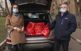 Коммунисты Дмитрова помогают нуждающимся