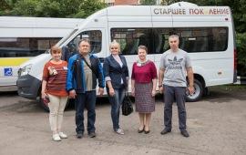 Партийный проект «Время добрых дел» в Щёлково