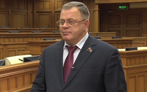 Отчёт Председателя Комитета по местному самоуправлению Мослбдумы Александра Наумова о работе по наказам избирателей за 2019-2020 гг.