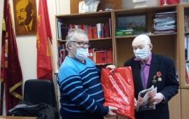 Коммунисты Рузы помогают нуждающимся