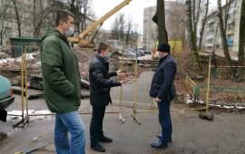 Коммунисты Сергиево-Посадского г.о. продолжают отрабатывать обращения жителей