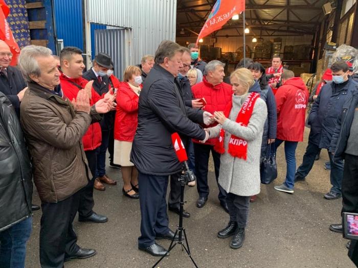 88-й гуманитарный конвой ушел в Новороссию