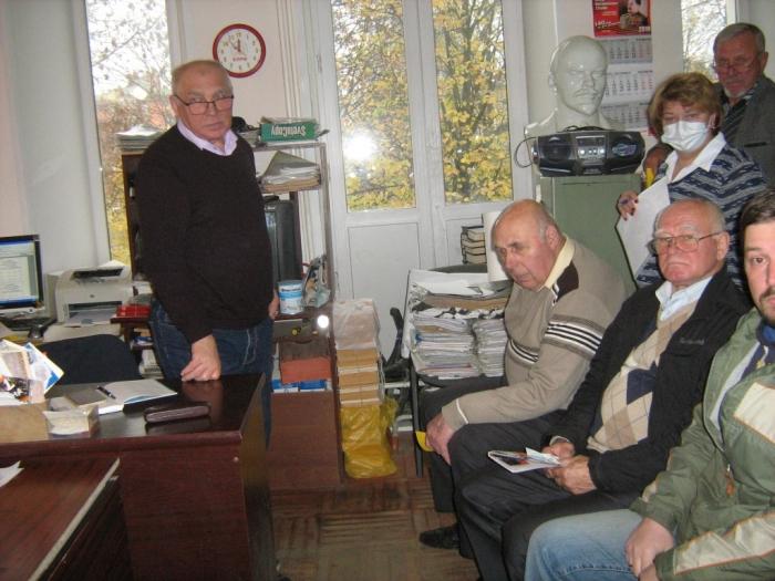Прошла отчетно-выборная Конференция в Можайске