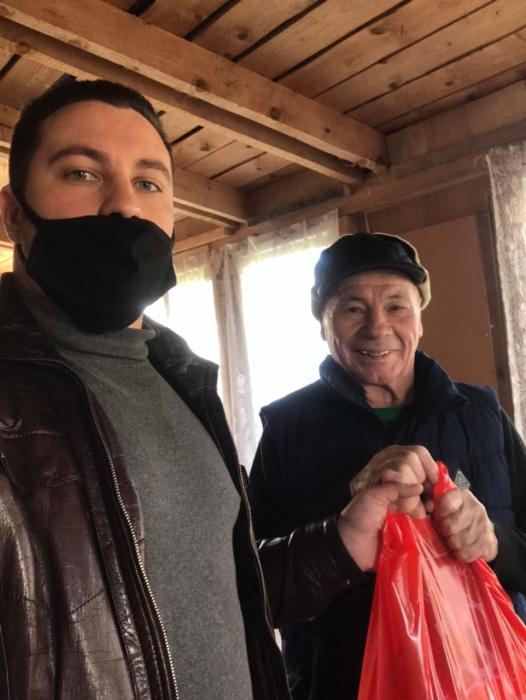 Клинские коммунисты поддерживают пенсионеров