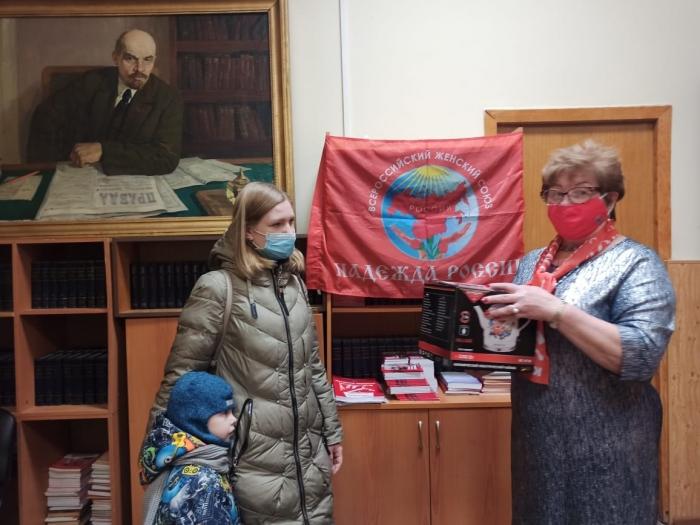 День матери в Подольске