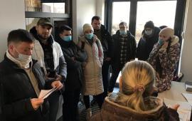 Коммунисты из Красногорского ГК КПРФ отстаивают интересы жителей