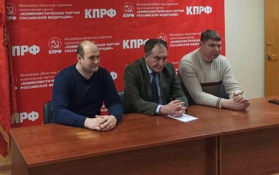 Г.А. Зюганов: Мы уверенно смотрим в будущее. Победа обязательно будет за нами!