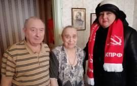 Лотошинские коммунисты помогают жителям городского округа