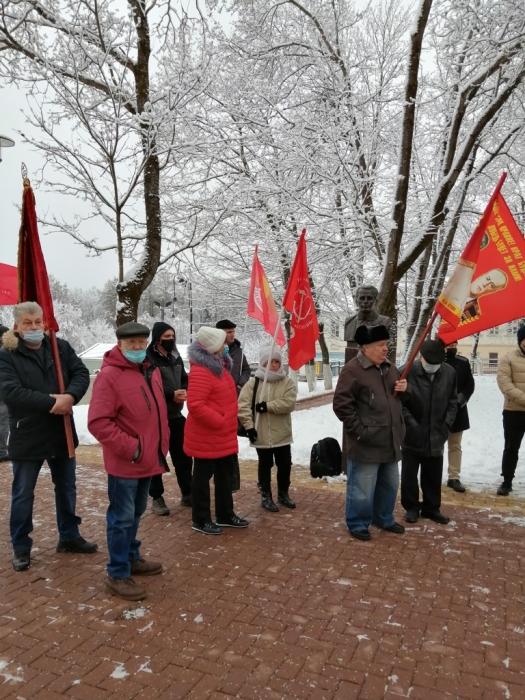 День памяти Неизвестного Солдата в Рузе