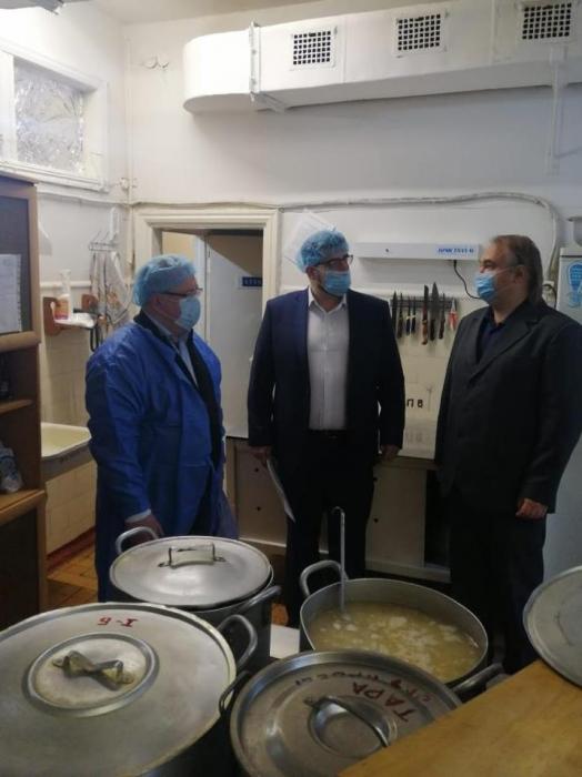 Депутат-коммунист Александр Наумов посетил с рабочим визитом г.о. Чехов