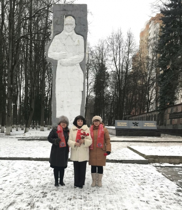Освобождение Наро-Фоминска