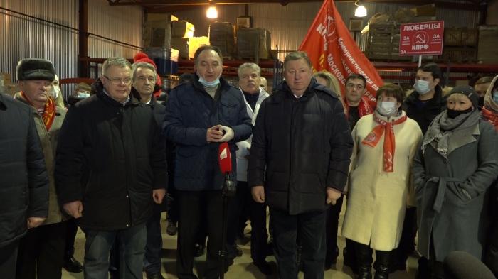 Николай Васильев: «Надеемся, что 2021 год принесёт в Новороссию мир и окончание войны»