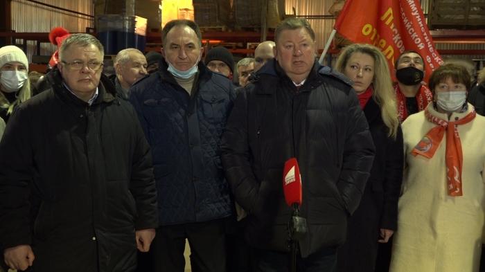 Владимир Кашин: «Хочется пожелать народу Донбасса мира, уверенности в завтрашнем дне»