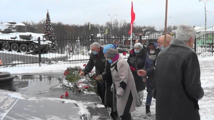 79-я годовщина освобождения Наро-Фоминска