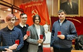 В Жуковском восстановили комсомольскую организацию