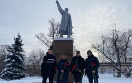 В день памяти В.И. Ленина