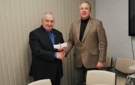 Евгений Добровольский: «Буду использовать новую должность во благо развития страны»
