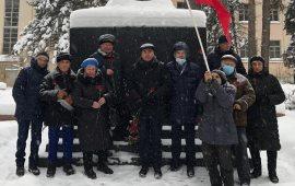 Люберчане почтили память о В.И. Ленине