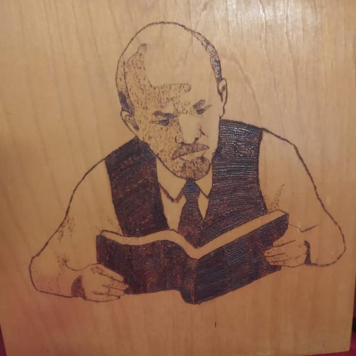 В Лобне почтили память о Ленине