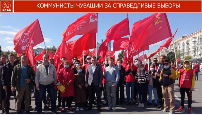 В.И. Кашин: Роль и задачи партийных организаций в формировании общественного протеста по защите социально-экономических прав народа