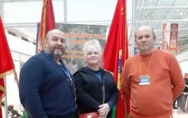 Посещение выставки «Уникальная Россия»