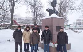 Коммунисты Ногинска почтили память земляка