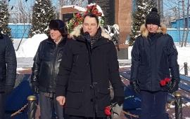 В Химках прошел митинг в память о выводе советских войск из Афганистана
