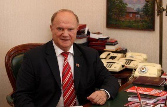 Г.А. Зюганов раскритиковал сокращение партсписков на выборах