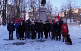 Реутовский ГК КПРФ отметил 23 февраля