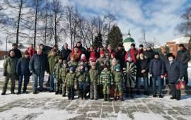 Сергиево-Посадские коммунисты почтили память погибших