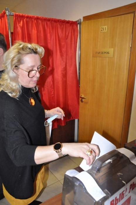 Состоялся седьмой этап 48-й отчетно-выборной Конференции МК КПРФ