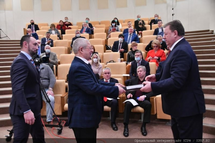 Г.А. Зюганов: Нужен новый курс, нужна новая бюджетная политика