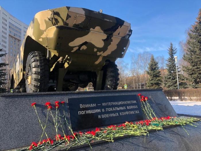 День памяти воинов-интернационалистов отметили в Королеве