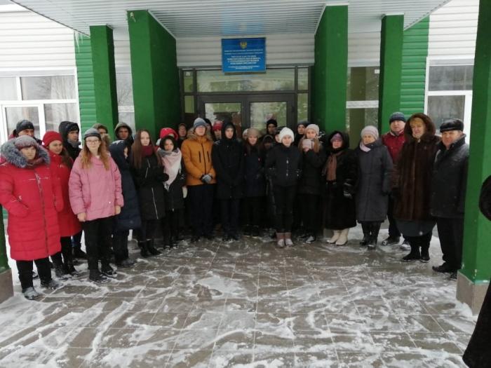 День памяти о россиянах, исполнявших служебный долг за пределами Отечества отметили в Ступине
