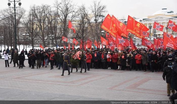 Г.А. Зюганов: Мы должны сплотиться для новых побед!