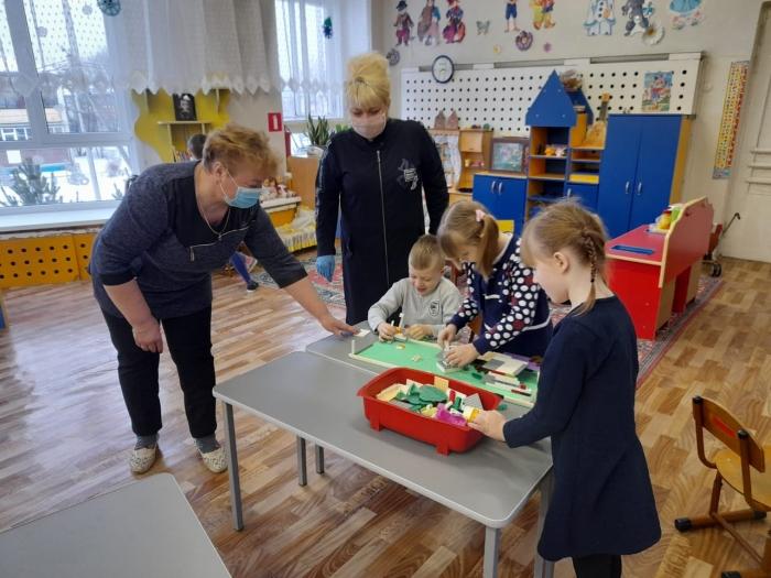 Подарок детскому саду