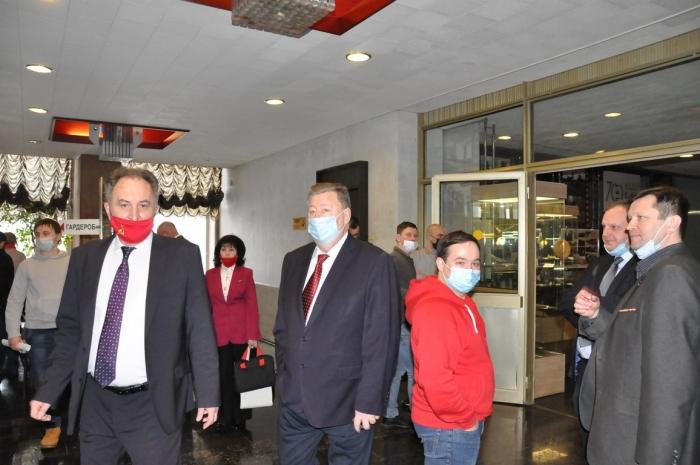 Состоялась 49-я отчётно-выборная Конференция МК КПРФ