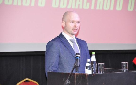 Выступление Александра Корнева на 49-й отчётно-выборной Конференции МК КПРФ