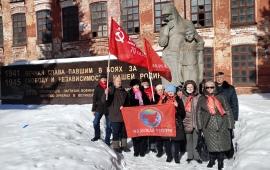 8 марта в Наро-Фоминске
