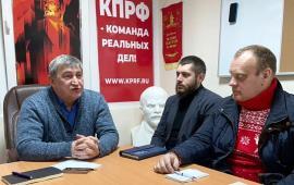 Константин Черемисов провёл в Балашихе заседание по выборам 2021 года