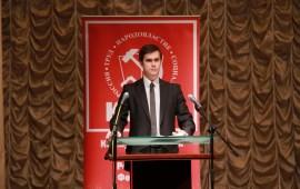 Сергей Васильев: «Коломенское городское отделение настроено на плодотворную работу на благо жителей нашего города и района»