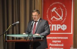 Александр НАУМОВ: потенциал партийной организации значительно выше