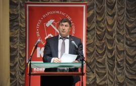 Константин ЧЕРЕМИСОВ:   идейно сплоченный рабочий класс способен отстаивать свои права